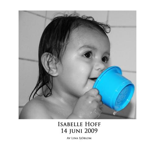 isabelle 14 juni 09